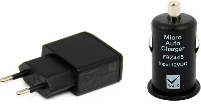 Зарядное устройство Mobilita Elegante iPhone 5/5S/5C black