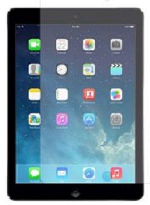 Защитная пленка VMAX  Front&Back для iPad Air glossy