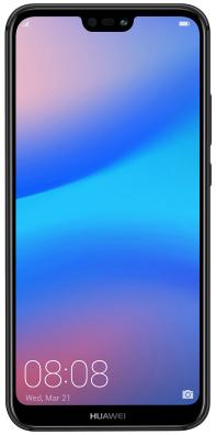 Huawei P20 Lite 4/64GB black (51092GPP)