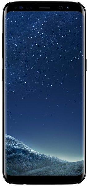 Samsung Galaxy S8 64GB Black (SM-G950FZKD) UA