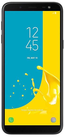 Samsung SM-J600F Galaxy J6 Duos ZKD (black)
