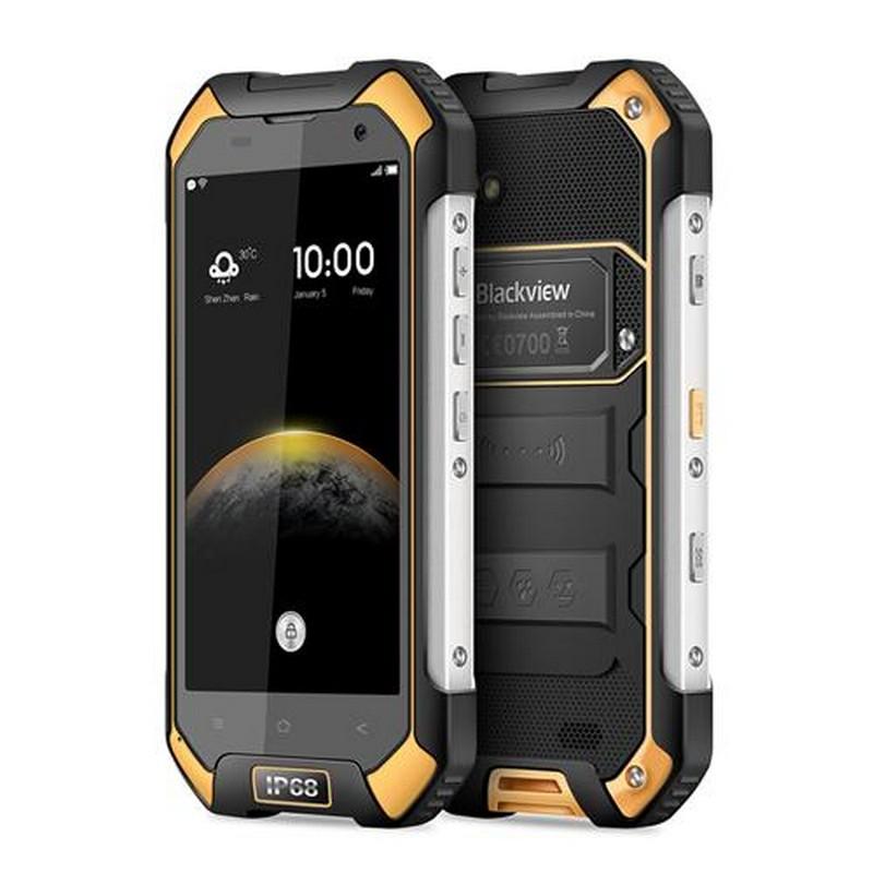 Смартфон Blackview BV6000 black