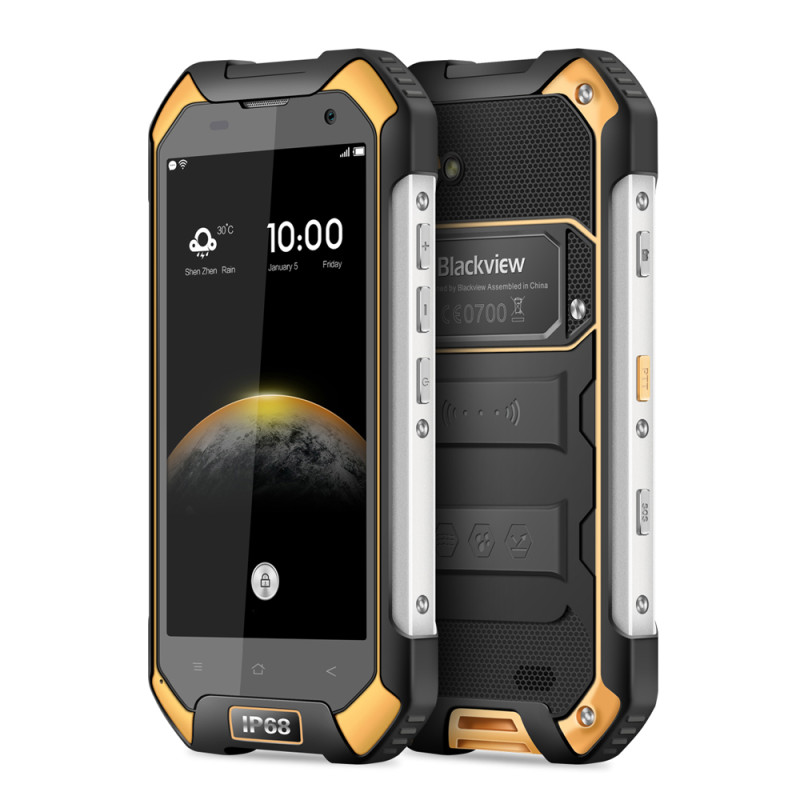 Blackview BV6000 orange