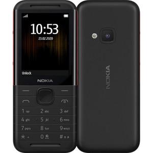 Мобильный телефон Nokia 5310 2020 DualSim Black/Red (16PISXO1A18) (UA)