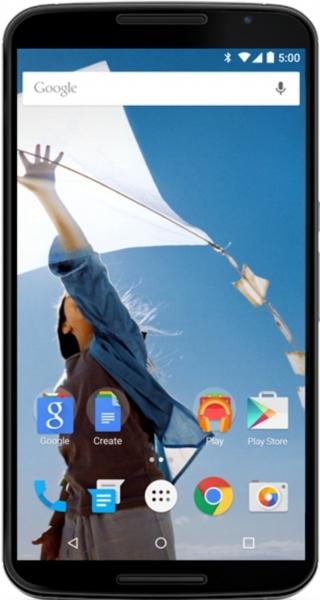 Смартфон Motorola Nexus 6 32GB (XT1100) light grey