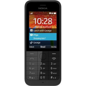 Мобильный телефон Nokia 220 black (UA)