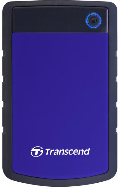 """TRANSCEND 2TB TS2TSJ25H3В Storejet 2.5"""" H3 Синий"""