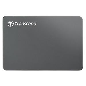 """TRANSCEND 1TB TS1TSJ25C3N USB 3.0 StoreJet 25C3 2.5"""""""