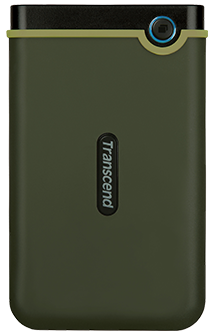 "TRANSCEND 1TB TS1TSJ25M3G USB 3.1 StoreJet 2.5"" M3G"