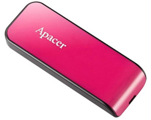 APACER AH334 32GB Розовый