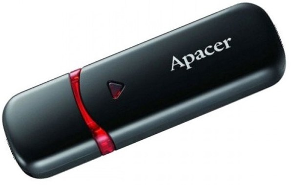 APACER AH333 16GB Черный