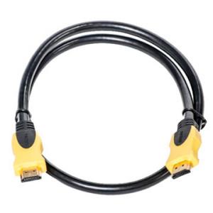 Видeo кабель PowerPlant HDMI - HDMI, 0.75m, позолоченные коннекторы, 1.3V
