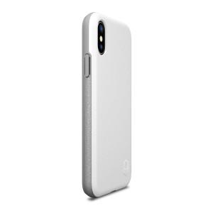 Чехол Patchworks LEVEL ITG для iPhone X, белый