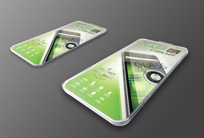 Защитное стекло PowerPlant для Meizu Pro 7