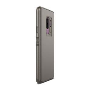 Чехол Patchworks Mono Grip для Samsung Galaxy S9 Plus, серо-коричневый