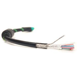 Видeo кабель PowerPlant HDMI - HDMI, 1.5m, позолоченные коннекторы, 2.0V, Double ferrites, Highspeed