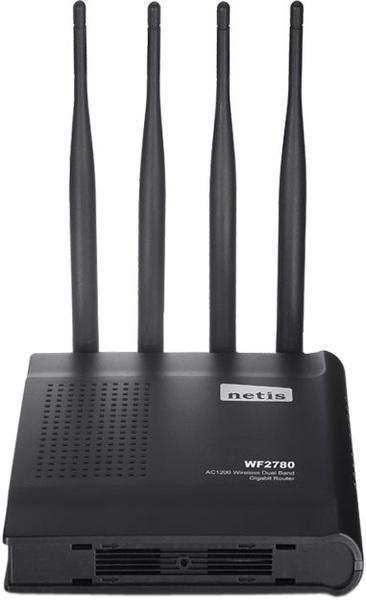 NETIS WF2780 AC1200Mbps IPTV 2-х диапазонный Беспроводной Роуте