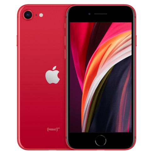 Смартфон Apple iPhone SE 2020 128GB Slim Box red (MHGV3)