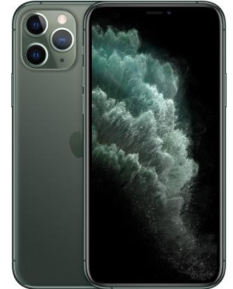 Смартфон Apple iPhone 11 Pro 256GB Midnight green (MWCQ2)