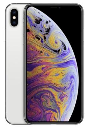 Смартфон Apple iPhone XS 64GB silver (MT9F2)