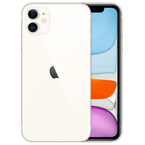 Смартфон Apple iPhone 11 256GB white (MWLM2)