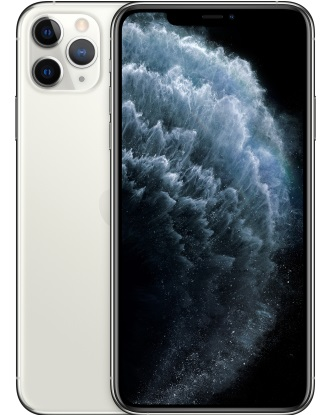 Смартфон Apple iPhone 11 Pro Max 512GB silver (MWH92)