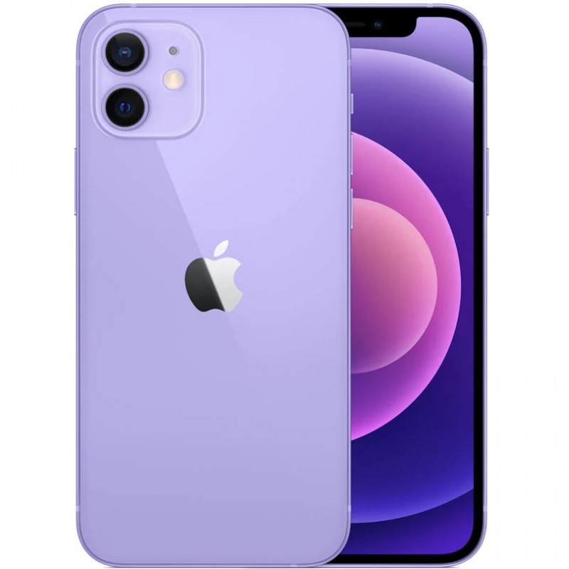 Смартфон Apple iPhone 12 128GB purple (MJNP3)