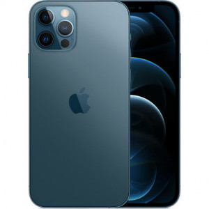 Смартфон Apple iPhone 12 Pro Max 256GB Pacific blue (MGDF3)