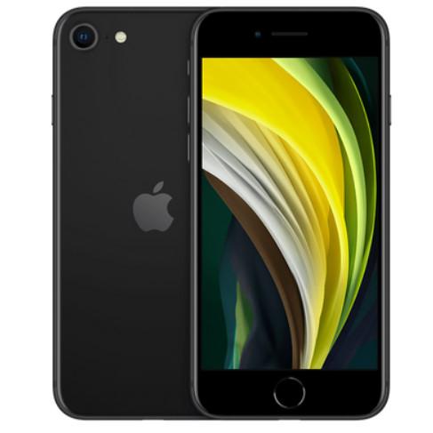 Смартфон Apple iPhone SE 2020 64GB black (MX9R2)