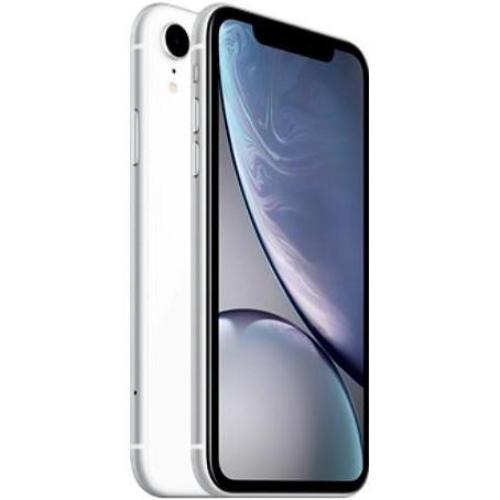 Смартфон Apple iPhone XR 128GB white (MRYD2)