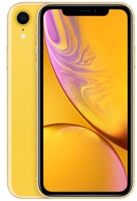 Смартфон Apple iPhone XR 256GB yellow (MRYN2)