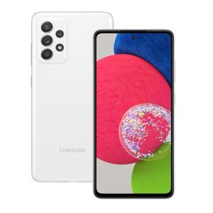 Смартфон Samsung Galaxy A52s 5G 6/128GB Awesome white (SM-A528BZWD)