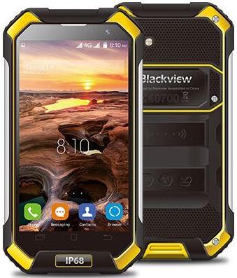 Blackview BV6000S yellow