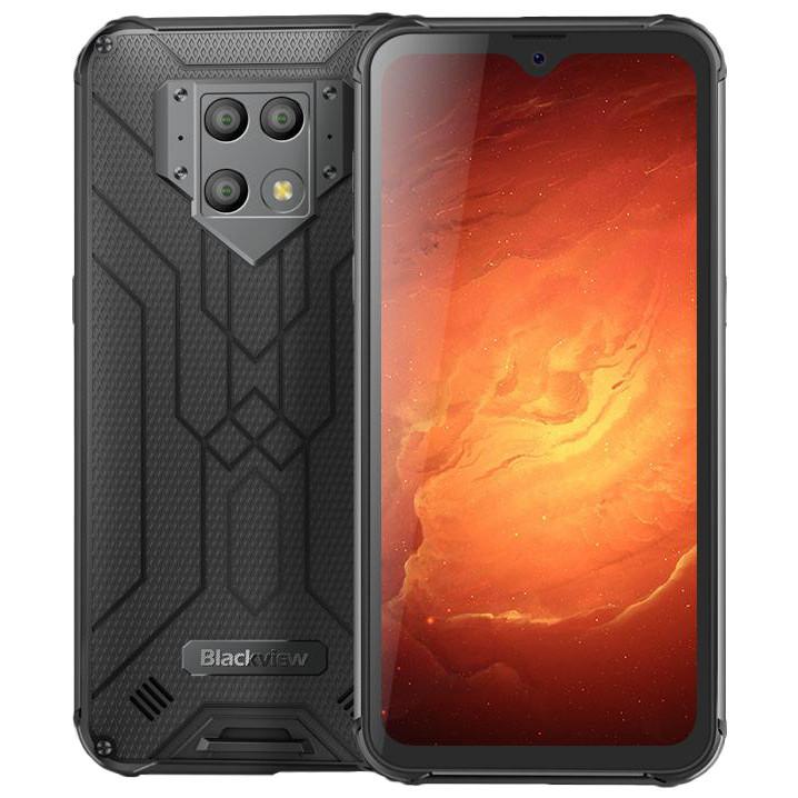 Смартфон Blackview BV9800 Pro 6/128GB black