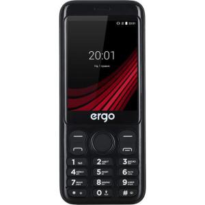 Мобильный телефон Ergo F285 Wide DS black