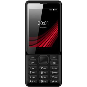 Мобильный телефон Ergo F283 Shot Dual Sim black