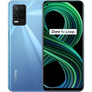 Смартфон realme 8 5G 6/128GB Supersonic Blue (EU)