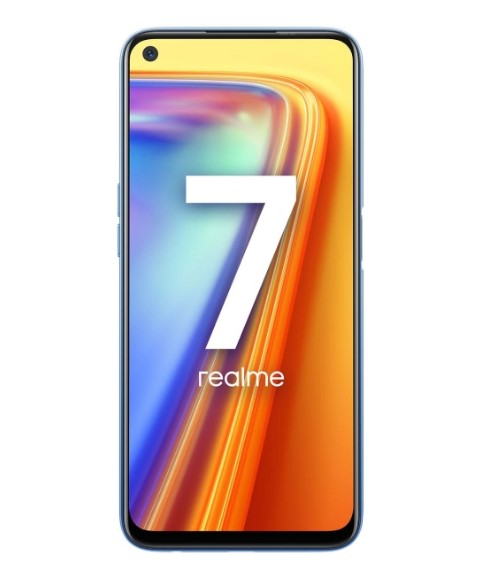 Смартфон realme 7 8/128GB Mist blue (EU)