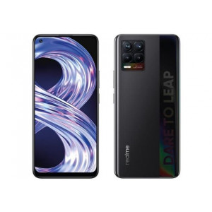 Смартфон realme 8 6/128GB Cyber black (EU)