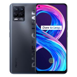 Смартфон realme 8 Pro 8/128GB Infinite black (EU)