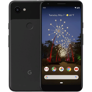 Смартфон Google Pixel 3a XL 4/64GB just black