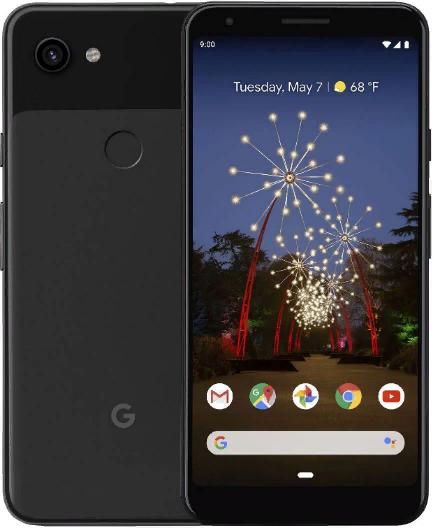 Смартфон Google Pixel 3a XL 4/64GB just black