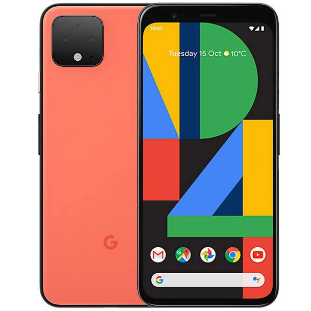 Смартфон Google Pixel 4 64GB Oh So orange