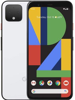 Смартфон Google Pixel 4 64GB Clearly white