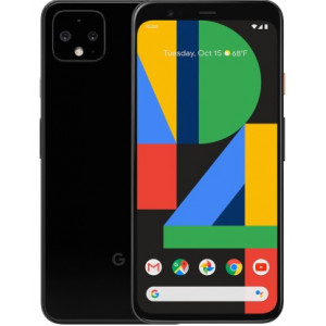 Смартфон Google Pixel 4 4/64GB Just black