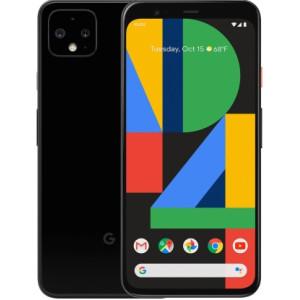 Смартфон Google Pixel 4 4/64GB Just black