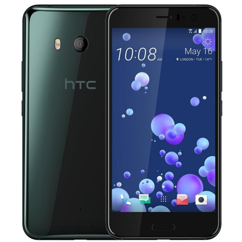 HTC U11 4/64GB black (99HAMB075-00)