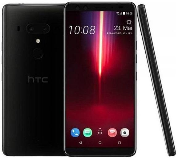 HTC U12 Plus 6/64GB ceramic black