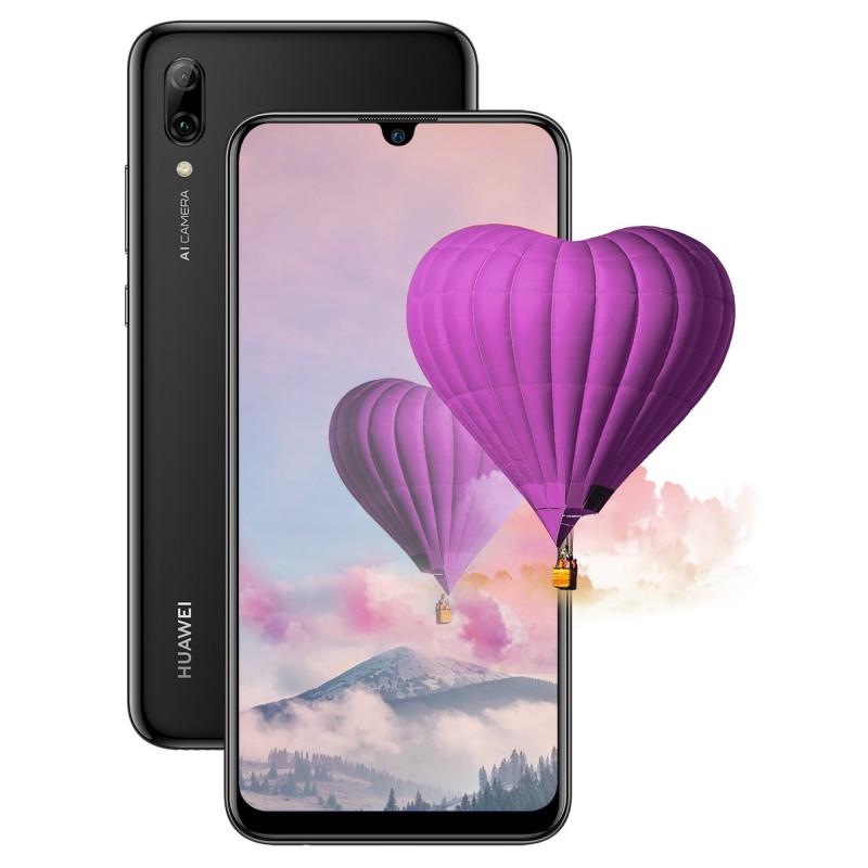 Смартфон Huawei P smart 2019 3/64GB black (51093FSW)