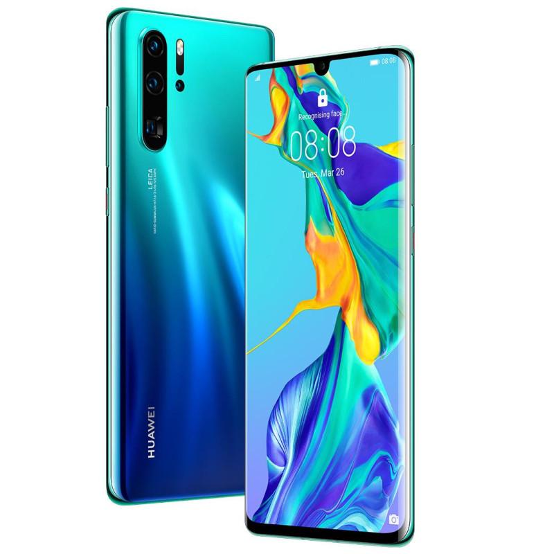 Смартфон Huawei P30 Pro 8/128GB aurora (51093NFQ) (Global Version)